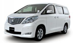 Sewa Alpard Toyota Kereta Ampang KL Gombak